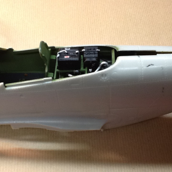 AIRFIX NORTH AMERICAN P 51 D MUSTANG 1/24ème Ref 14001 Airfi238