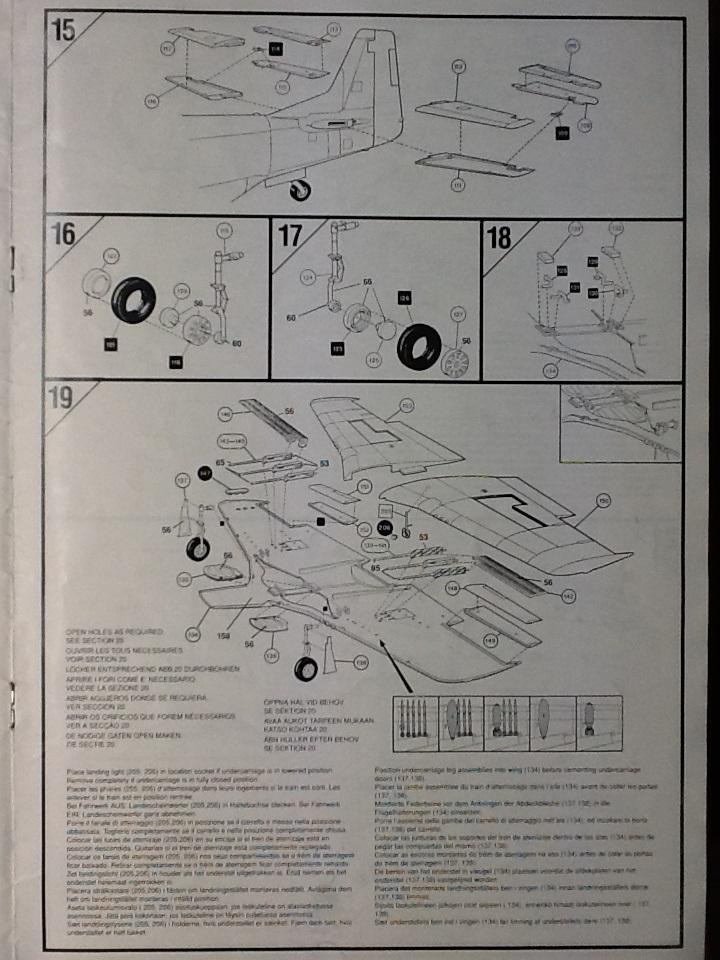 AIRFIX NORTH AMERICAN P 51 D MUSTANG 1/24ème Ref 14001 Airfix99