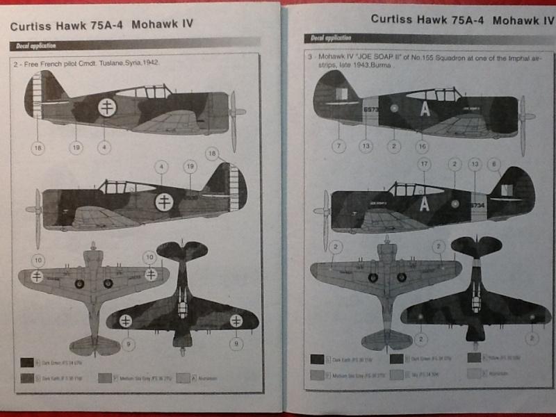 Comparatif et différence entre les différenets CURTISS HAWK et P 36 en ma possession au 1/72ème Aml_cu14