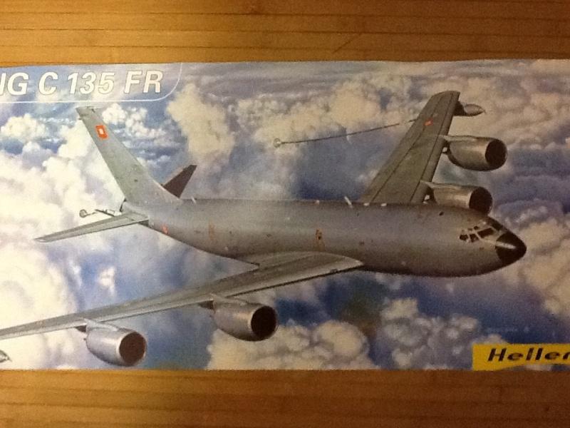 BOEING C 135 FR 1/72ème Ref 80384 Helle109