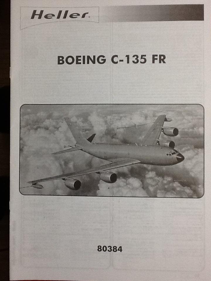 BOEING C 135 FR 1/72ème Ref 80384 Helle110
