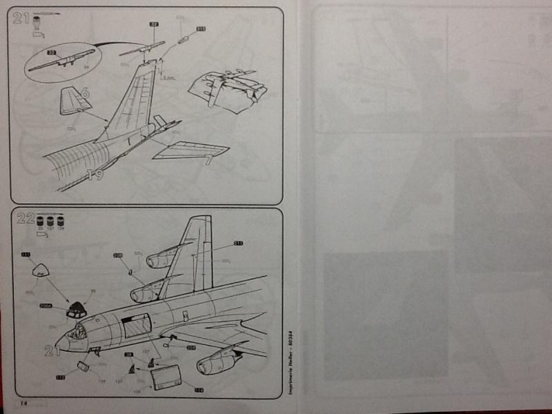 BOEING C 135 FR 1/72ème Ref 80384 Helle117