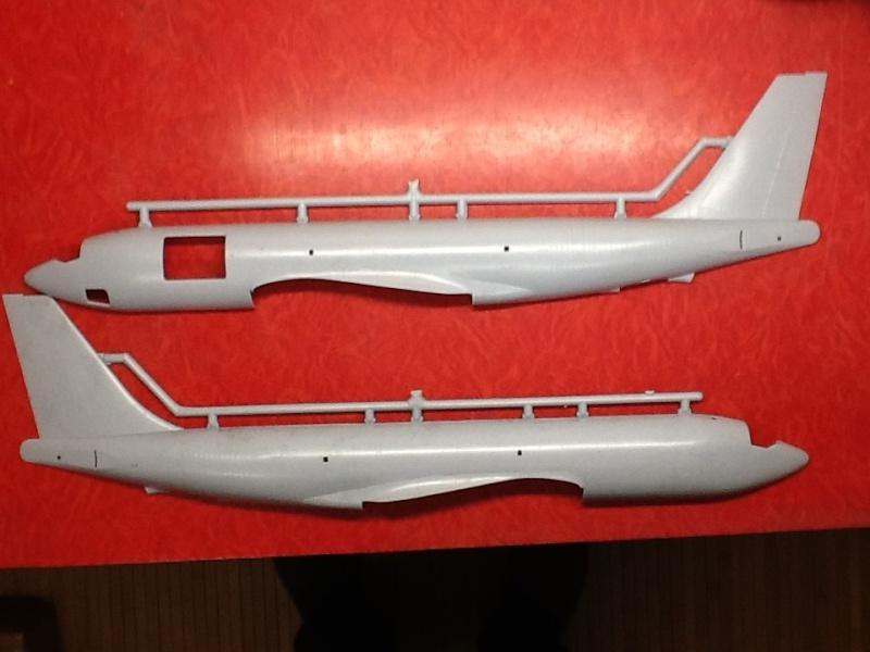BOEING C 135 FR 1/72ème Ref 80384 Helle120