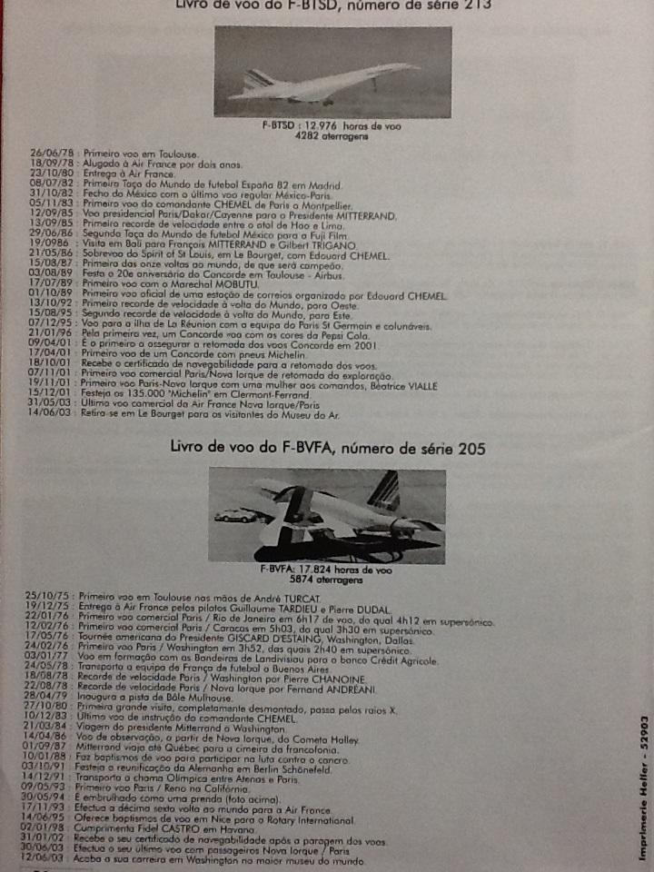 SUD AVIATION - BRITISH AIRCRAFT CORPORATION  CONCORDE 1/72ème Réf 52903 Notice Helle237