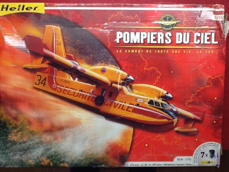 CANADAIR CL 415 1/72ème Ref 52702 Helle614