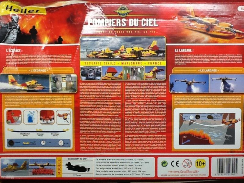 CANADAIR CL 415 1/72ème Ref 52702 Helle623