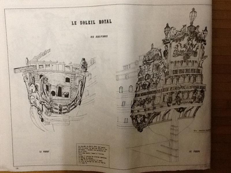 Vaisseau Le SOLEIL ROYAL 1/100ème Ref 099 Helle885