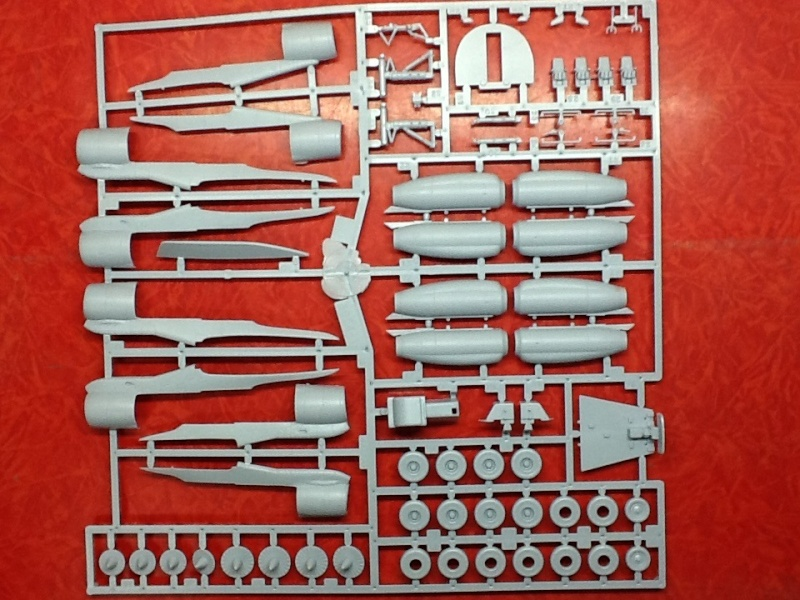BOEING AWACS 1/72ème Ref 80383 Heller99