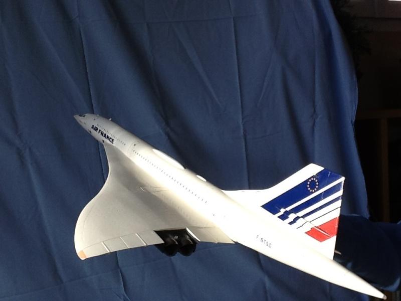 AEROSPATIALE CONCORDE 72ème Maquet20