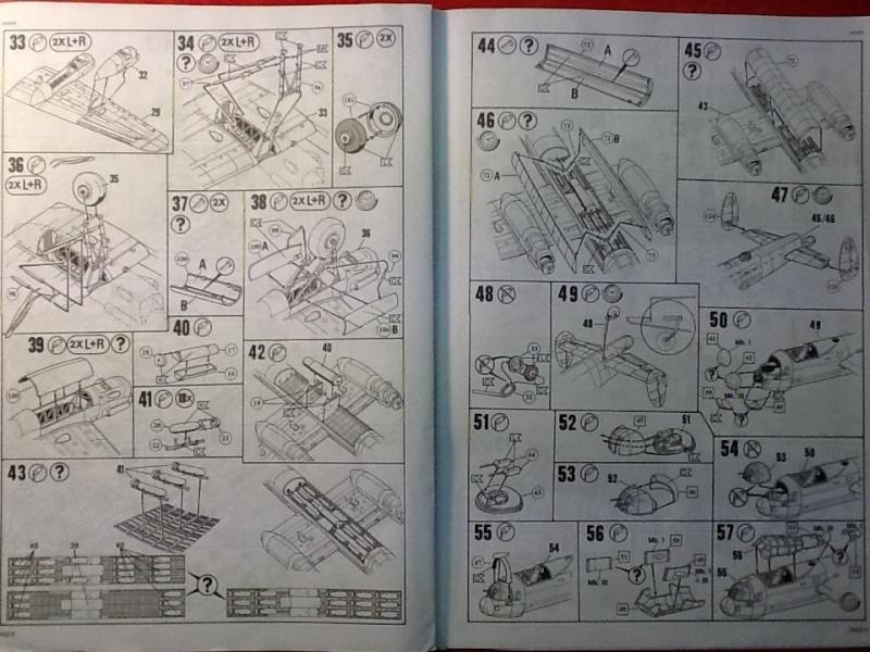 Comparatif AVRO LANCASTER B1 SPECIAL vs AVRO LANCASTER BIII DAM BUSTER 1/72èmeme Revell37