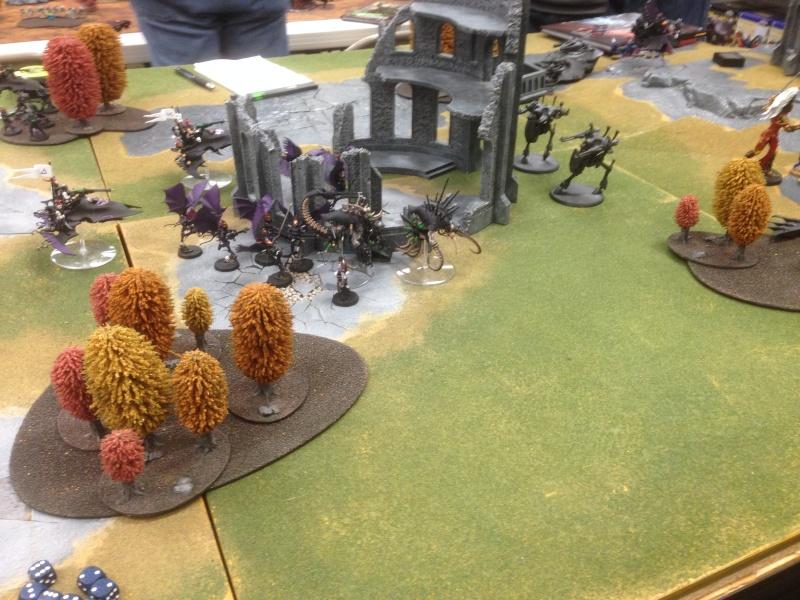 Coven Heavy Dark Eldar vs Eldar 2015-023