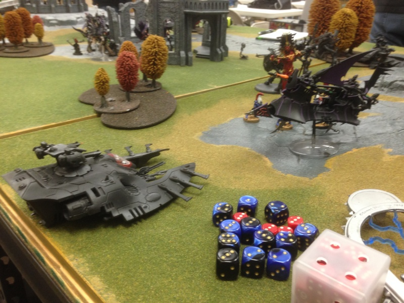 Coven Heavy Dark Eldar vs Eldar 2015-024