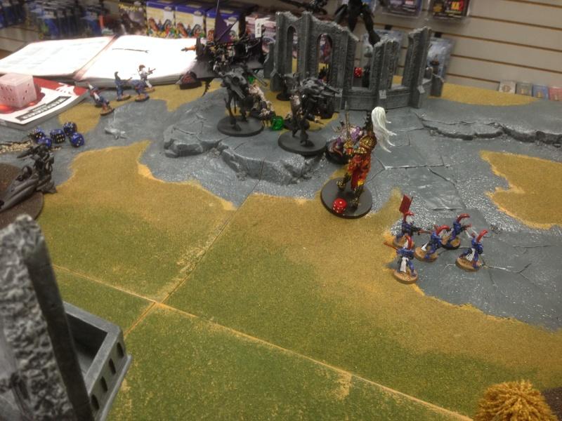 Coven Heavy Dark Eldar vs Eldar 2015-025