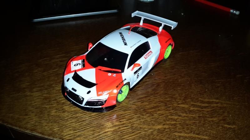 Voilà  ma nouvelle carrosserie  20150114