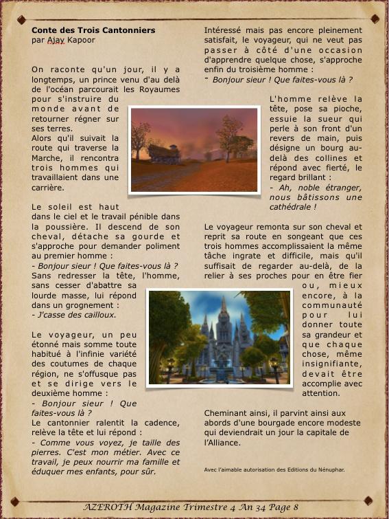 Les Editions dans Azeroth Magazine Am_1_p10