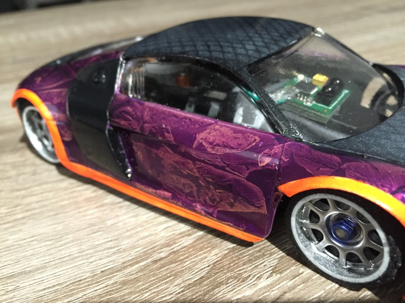 Audi R8 street  Img_0316