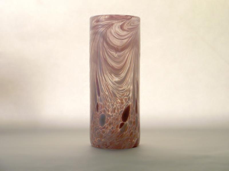 Isle of Wight? Cylinder Vase Iow_312