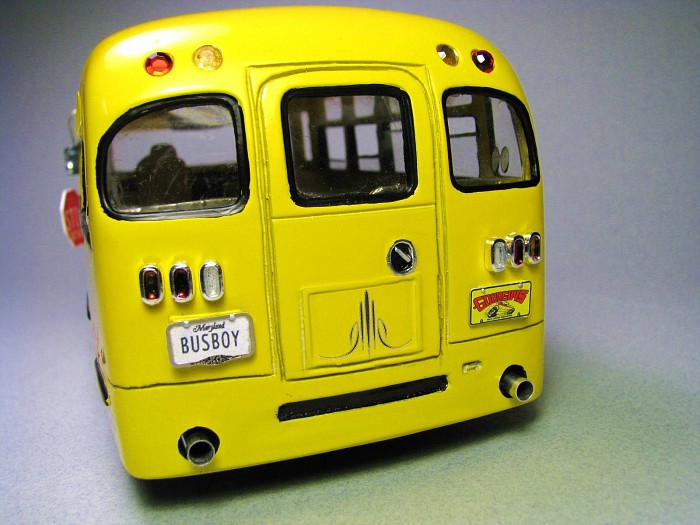 ford 32 school bus resin Img_5311