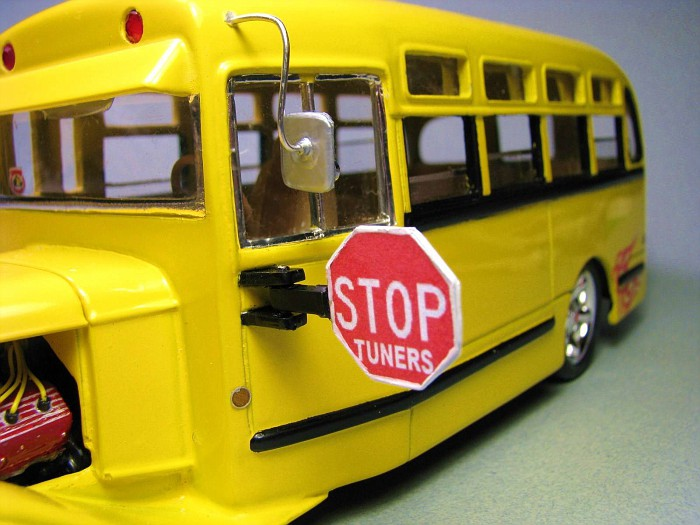 ford 32 school bus resin Img_5312