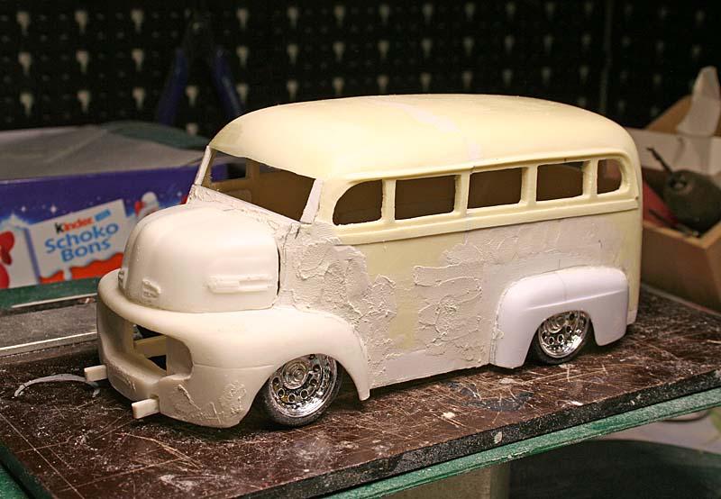 "FORD 1948 COE ""short bus"" woody : le WIP (suite du 18/04/15) Img_9010"