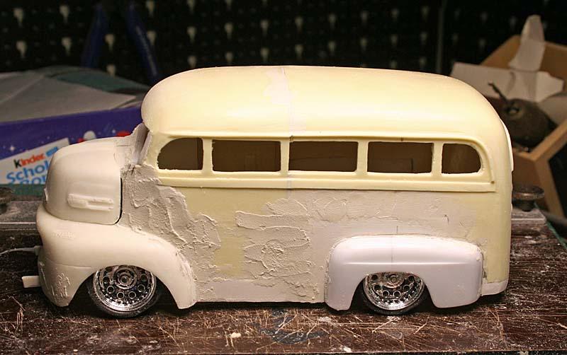 "FORD 1948 COE ""short bus"" woody : le WIP (suite du 18/04/15) Img_9011"