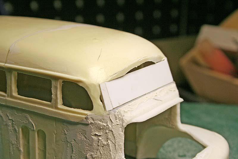 "FORD 1948 COE ""short bus"" woody : le WIP (suite du 18/04/15) Img_9013"