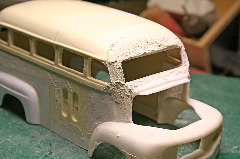 "FORD 1948 COE ""short bus"" woody : le WIP (suite du 18/04/15) Img_9015"