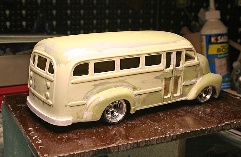 "CHEVY 1954 COE ""bus"" (WIP : nouvelle suite du 28/03/2015) - Page 2 Img_9036"