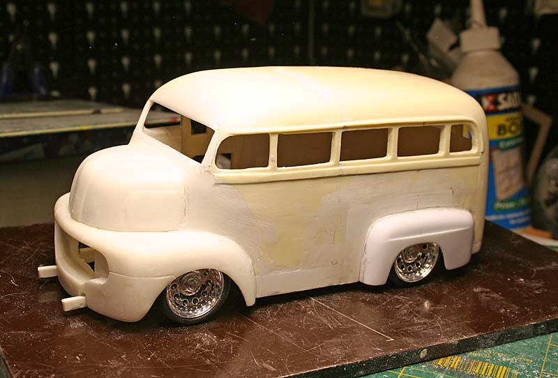 """FORD 1948 COE """"short bus"""" woody : le WIP (suite du 18/04/15) - Page 2 Img_9044"""