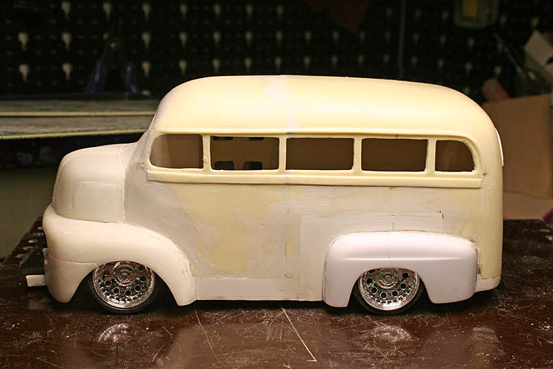 """FORD 1948 COE """"short bus"""" woody : le WIP (suite du 18/04/15) - Page 2 Img_9045"""