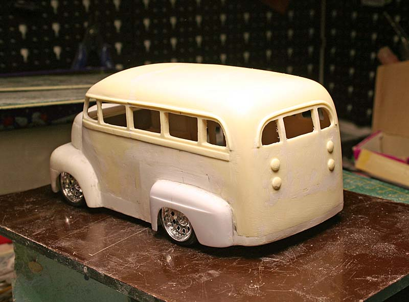 """FORD 1948 COE """"short bus"""" woody : le WIP (suite du 18/04/15) - Page 2 Img_9046"""