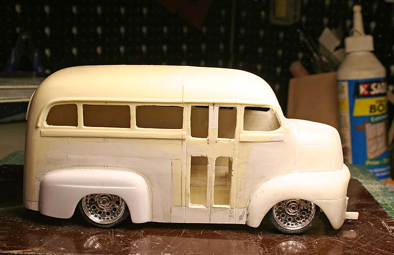 """FORD 1948 COE """"short bus"""" woody : le WIP (suite du 18/04/15) - Page 2 Img_9047"""