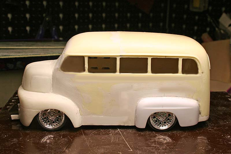 """FORD 1948 COE """"short bus"""" woody : le WIP (suite du 18/04/15) - Page 2 Img_9049"""
