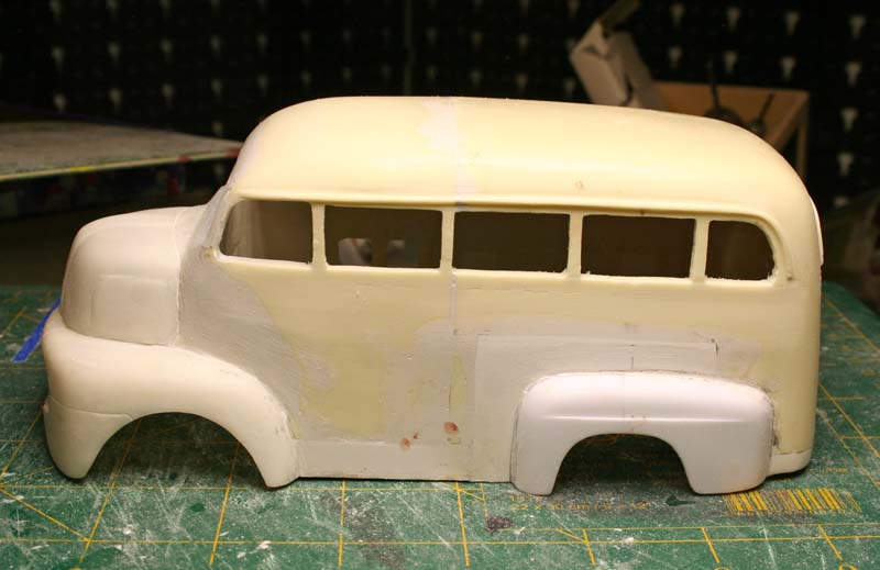 """FORD 1948 COE """"short bus"""" woody : le WIP (suite du 18/04/15) - Page 2 Img_9060"""
