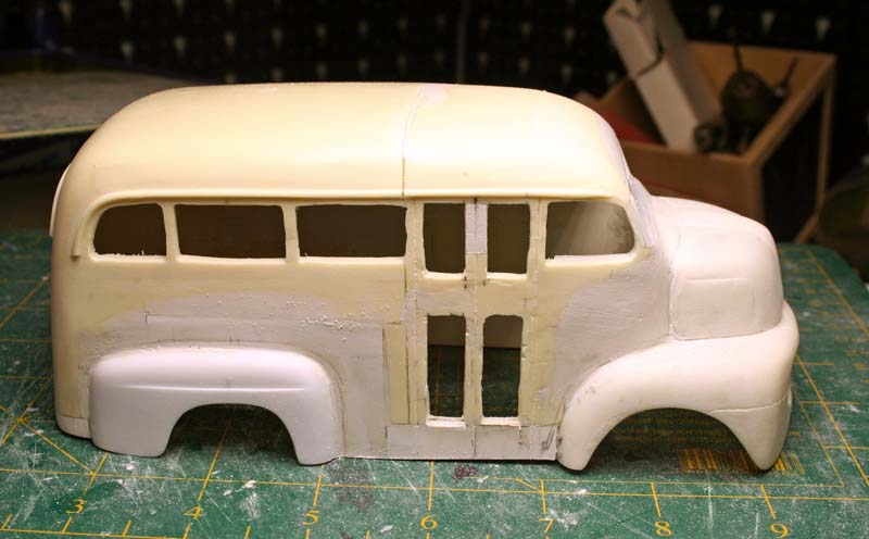 """FORD 1948 COE """"short bus"""" woody : le WIP (suite du 18/04/15) - Page 2 Img_9062"""