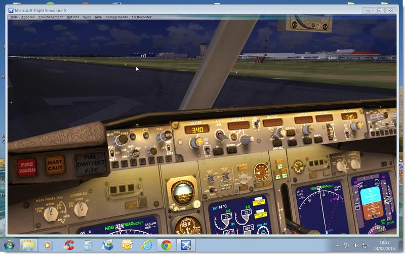 Problème d'affichage de la vitesse et du cap sur le 737 natif d'FSX Screen10