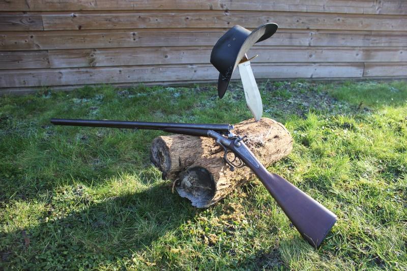 Carabine type COACH GUN Carabi10