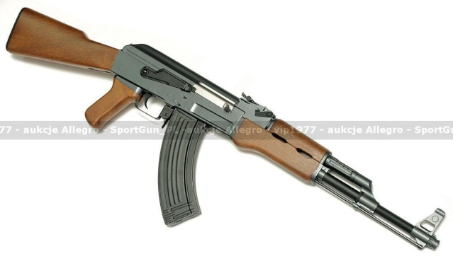 A Vendre AK74 U - AK47 - M14 Cyma 210