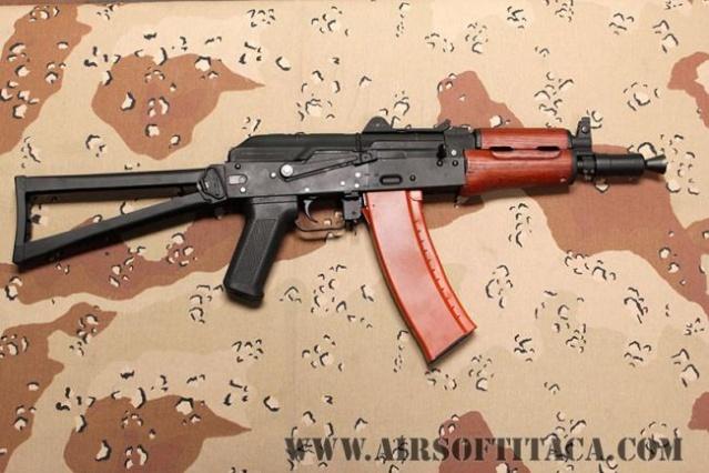 A Vendre AK74 U - AK47 - M14 Cyma _mg_9910