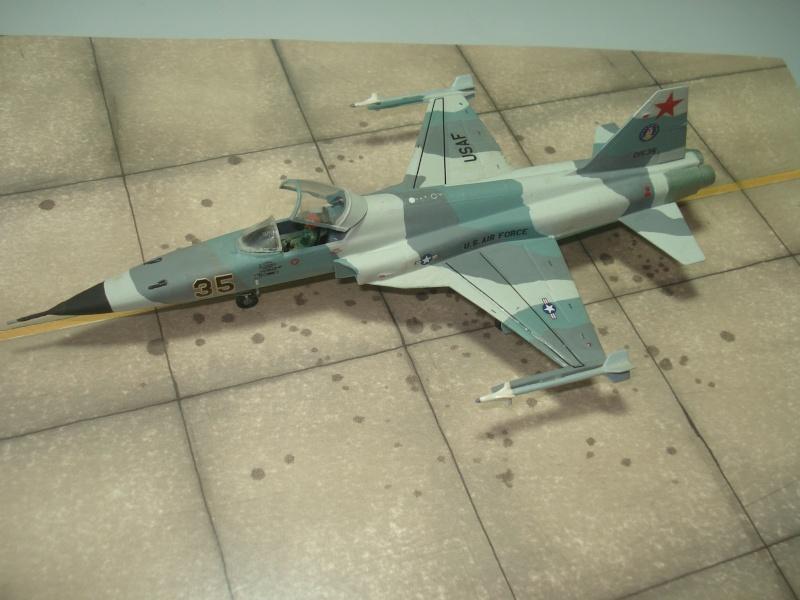 F-5 E Tiger II 1/72e Dsc04428