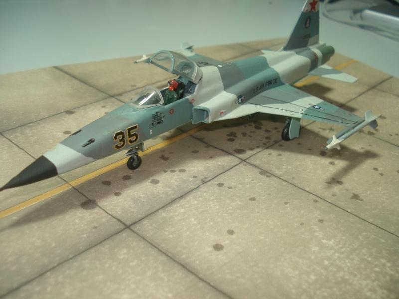 F-5 E Tiger II 1/72e Dsc04429