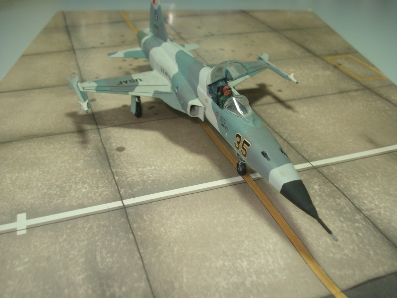 F-5 E Tiger II 1/72e Dsc04430
