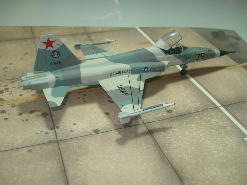 NORTHROP F-5E TIGER II   1/72éme réf 80253 Dsc04431