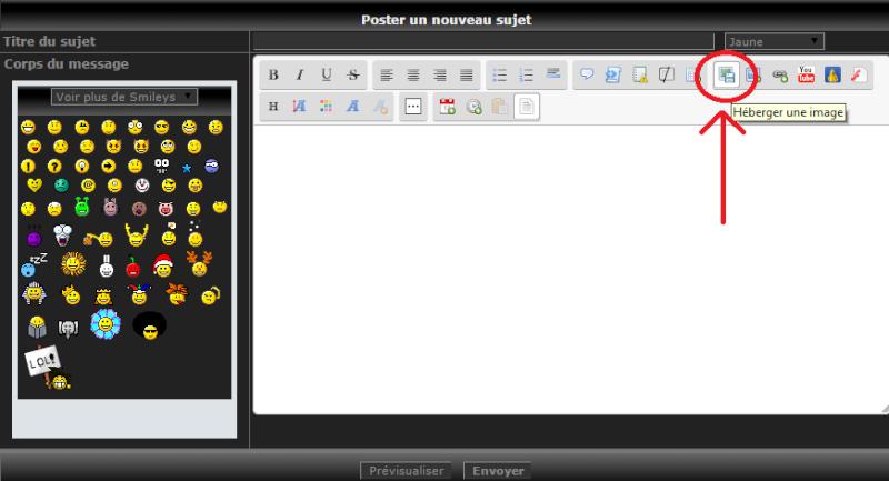 Comment ajouté des screens. Img10