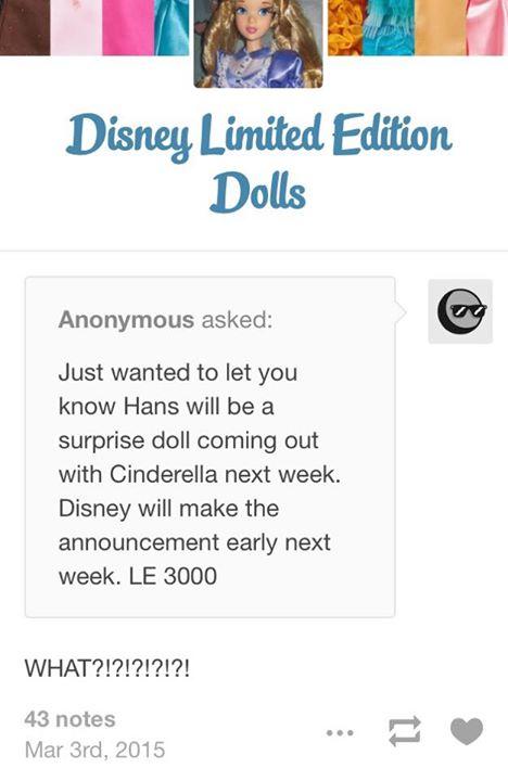 Disney Store Poupées Limited Edition 17'' (depuis 2009) - Page 3 11017610
