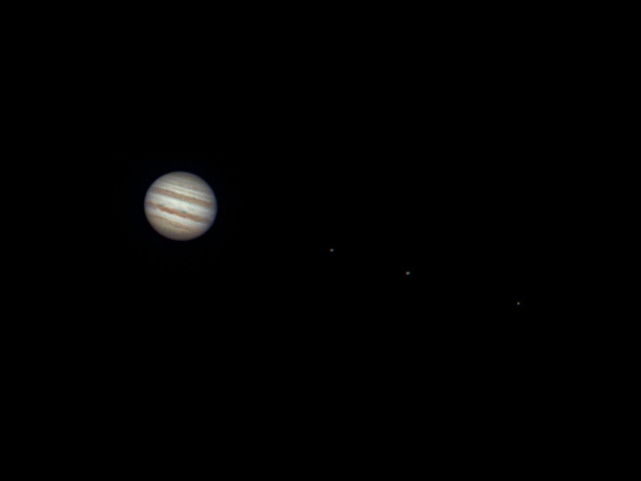 RVB Jupiter Rvb-ps10