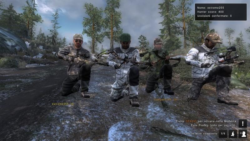 Fotografie in multiplayer con i Nostri AMICI - Pagina 9 Thehun10