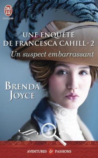 Série Francesca Cahill de Brenda Joyce  12111