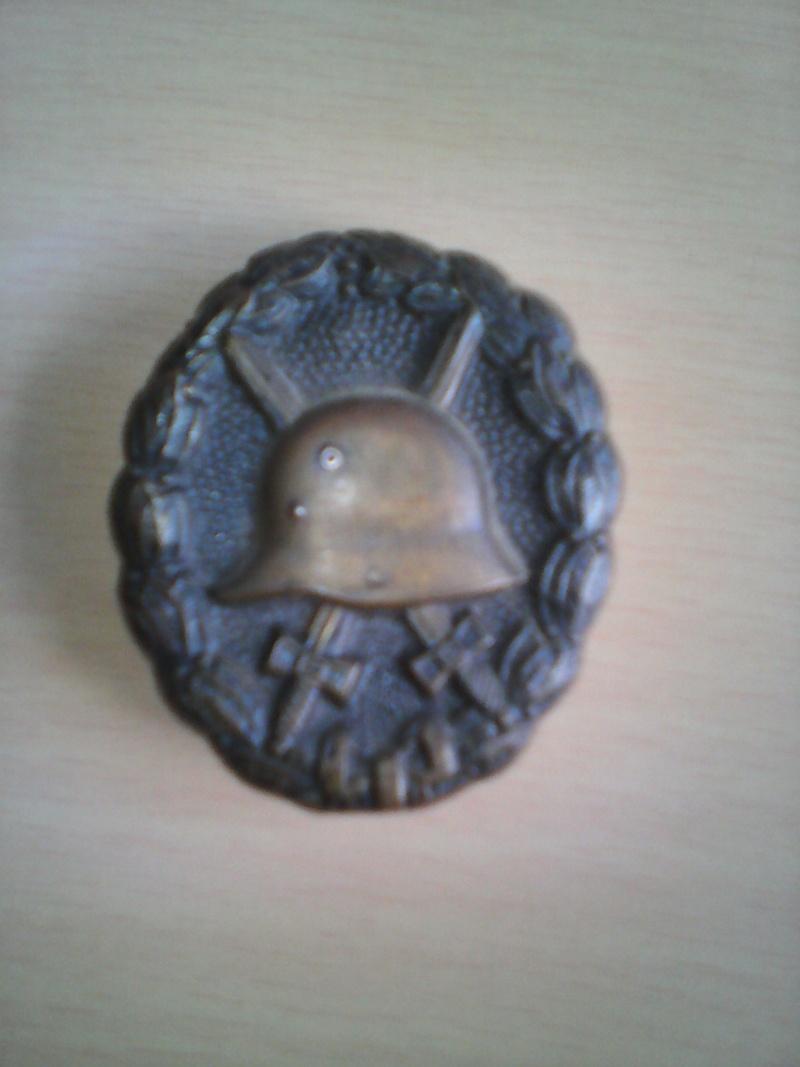 insigne blessé bronze Img_2082