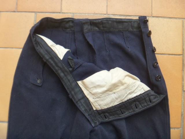 Pantalon hiver DBM  P1180213